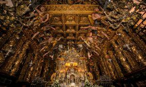 01 Catedral De Santiago Altar Mayor