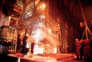 02 Botafumeiro Catedral De Santiago