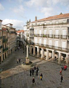 07 Praza De Cervantes