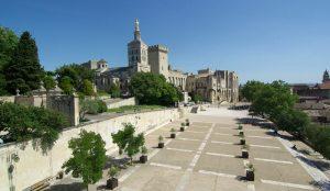 Avignon Palais C2ae Avignon Tourisme C.rodde