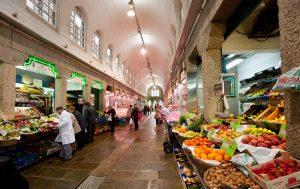 Mercado De Abastos Santiago De Compostela 01