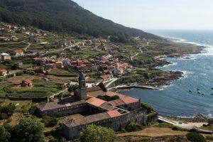 Monasterio De Oia Costa Baixo Mic3b1o