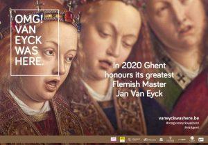Omg Van Eyck Was Here