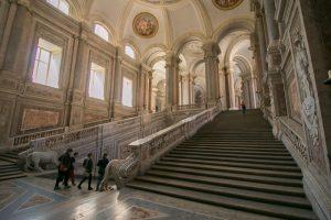 Palacio De Caserta C2a9 Javier Zori Del Amo