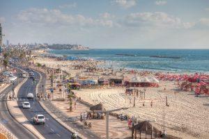 Playa De Tel Aviv Dana Friedlander