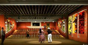 Pregones Theater Interior