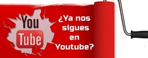 ¿Nos sigues en Youtube?