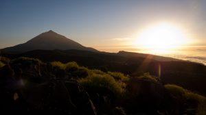 Atardecer Teide