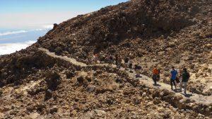 Excursion Teide