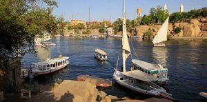 Nilo Desde Asuan