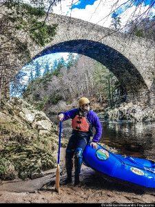 Rafting Escocia