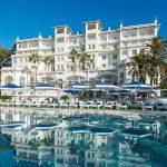 Hoteles Santos Miramar piscina
