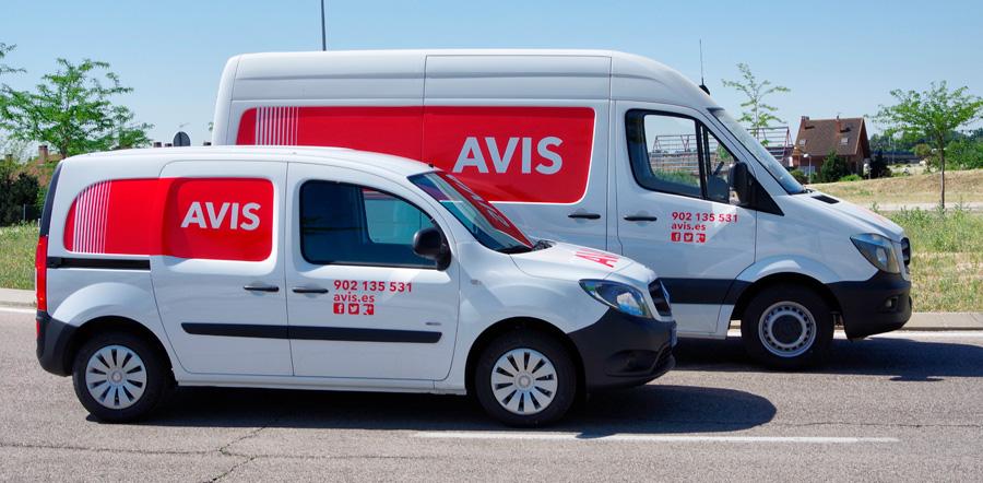 Avis furgonetas
