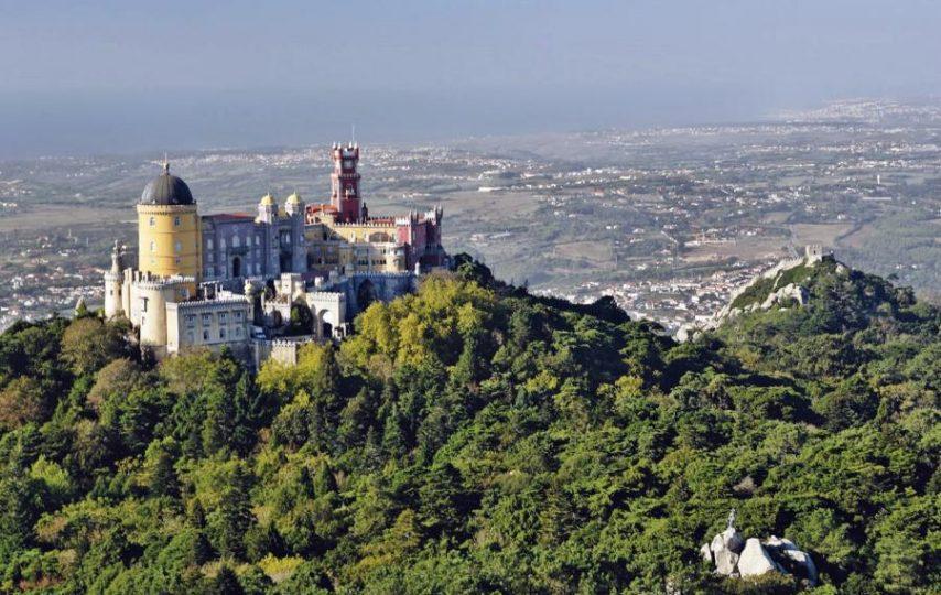 Conocemos la ciudad de Sintra en Portugal