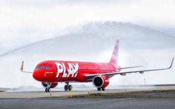 PLAY ofrece volar a Islandia desde España desde 110 euros.