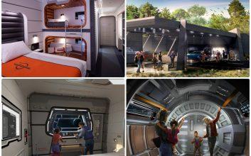 Disney presenta su nuevo hotel de lujo basado en Star Wars