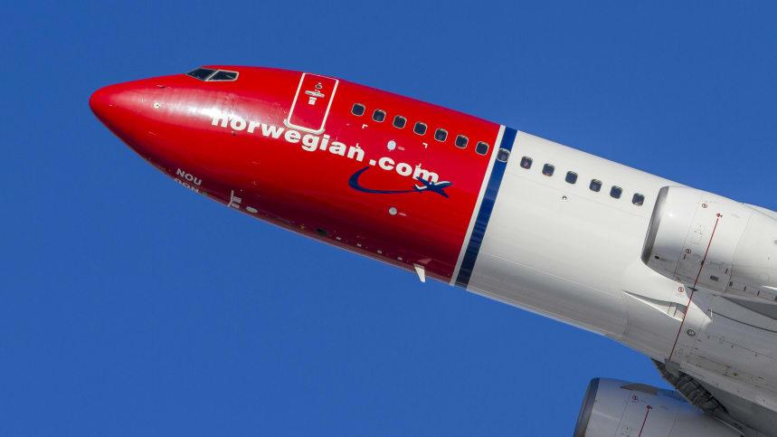Norwegian tendrá en 2022, 40 rutas entre España y los países nórdicos