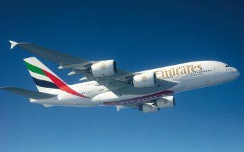 Emirates aumenta las frecuencias de vuelos entre Madrid y Dubái