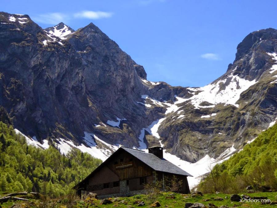 Central de reservas para los refugios del Pirineo