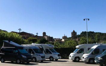 El Urgell potencia el turismo de autocaravanas y campers a través de una guía digital interactiva